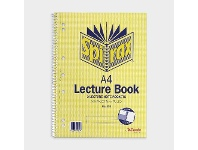Officeworks Spirax No. 598 A4 Lecture Book 140 Page