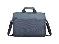 "Officeworks Evol 15.6"" Byron Laptop Bag Navy"