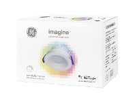 Officeworks General Electric/General Imaging GE Imagine 800LM Smart Downlight Colour/White