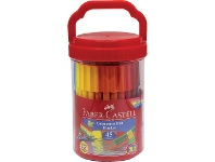 Officeworks Faber-Castell Connector Pens in Bucket 45 Pack