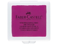 Officeworks Faber-Castell Kneadable Eraser Assorted Colours