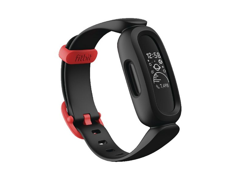 Fitbit Ace 3 Cosmic Black/Racer Red