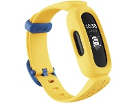 Officeworks Fitbit Ace 3 Fitness Tracker Minions Yellow
