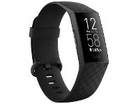 Officeworks Fitbit Charge 4 Black