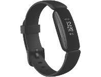 Officeworks Fitbit Inspire 2 Smart Fitness Tracker Black