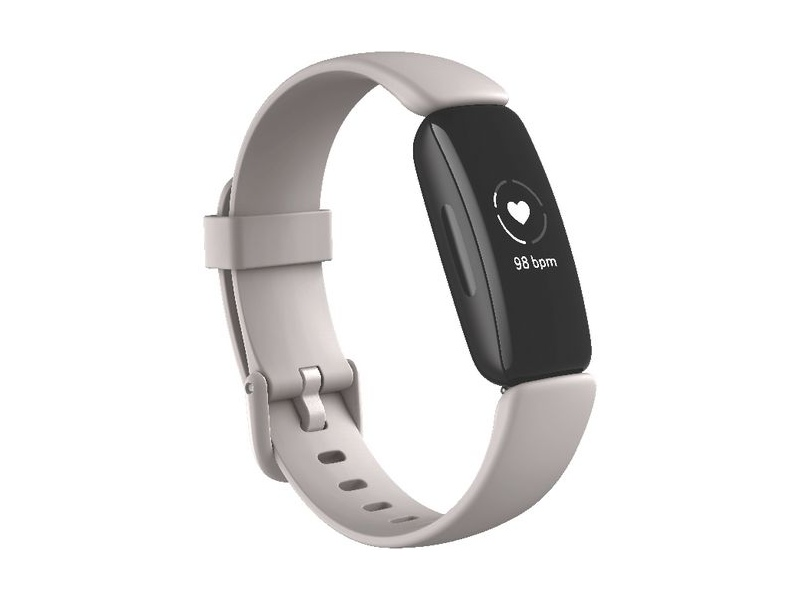 Fitbit Inspire 2 Smart Fitness Tracker White and Black