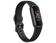 Officeworks Fitbit Luxe Graphite/ Black