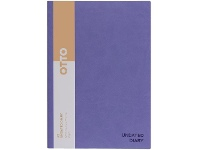 Officeworks Otto A5 Week to View Undated Urban Diary Lilac