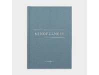 Officeworks Otto A5 Undated Mindfulness Planner Blue