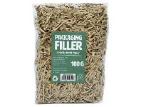 Officeworks Gift Packaging & Accessories Kraft Shredded Paper Filler 100g