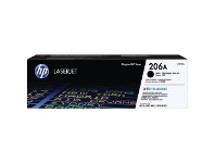 Officeworks HP 206A LaserJet Toner Cartridge Black