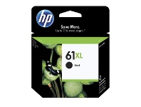 Officeworks HP 61XL High Yield Ink Cartridge Black