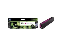 Officeworks HP 971XL Ink Cartridge Magenta