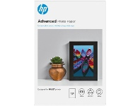 Officeworks HP Advanced 10x15 FSC Gloss Photo Paper 100 Pack