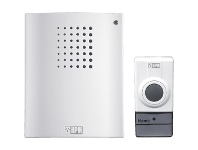 Officeworks HPM Battery Operated Wireless Doorbell Chime