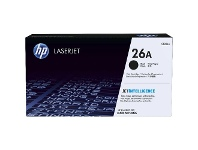 Officeworks HP 26A LaserJet Toner Cartridge Black