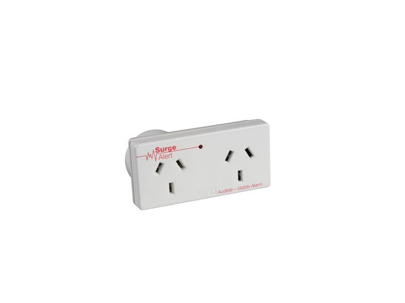 HPM Double Adaptor with Surge Protection