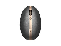 Officeworks HP Spectre 700 Mouse Ash Silver and Copper
