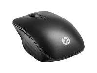 Officeworks HP Bluetooth Travel Mouse Black