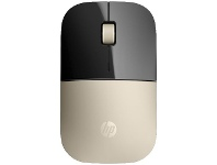 Officeworks HP Wireless Mouse Gold Z3700