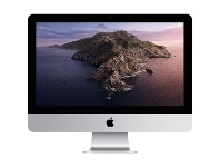 Officeworks Apple iMac 21.5-inch 2.3GHz Core i5 256GB Silver 2020
