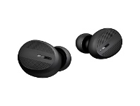 Officeworks BlueAnt Pump Air X True Wireless Earbuds Black