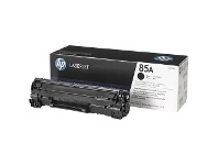 Officeworks HP 85A LaserJet Toner Cartridge Black CE285A