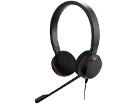 Officeworks Jabra Evolve 20 Headset