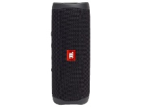 Officeworks JBL Flip5 Portable Bluetooth Speaker Matte Black