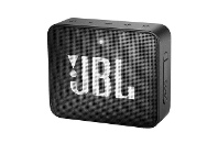 Officeworks JBL GO 2 Portable Speaker Black