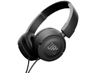 Officeworks JBL On-ear Headphones Black T450