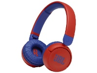 Officeworks JBL JR310 Kids On-Ear Bluetooth Headphones Red