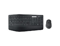 Officeworks Logitech Wireless Keyboard and Mouse Combo MK850