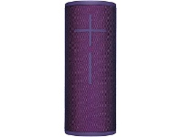 Officeworks Ultimate Ears Boom 3 Portable Bluetooth Speaker Ultraviolet