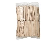 Officeworks Jasart Popstick Natural 1000 Pack