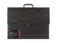 Officeworks Jasart Studio Art Case A3 Black