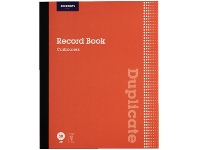 Officeworks J.Burrows Carbonless Duplicate Record Book 50 Pages