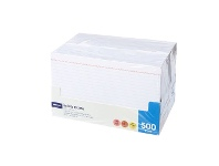 Officeworks J.Burrows Index Cards Ruled 203 x 127mm White 500 Pack
