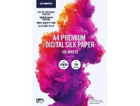Officeworks J.Burrows A4 120gsm Digital Silk Paper 500 Sheets