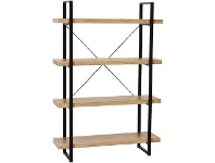 Officeworks Otto Kirby 4 Shelf Bookcase