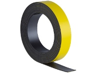 Officeworks J.Burrows Magnetic Tape 14mm x 3m Yellow