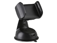 Officeworks J.Burrows Universal Windshield/Dashboard Suction Cup Black