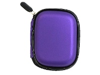Officeworks J.Burrows SD and USB Case Purple