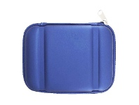 Officeworks J.Burrows Portable Hard Drive Hard Case Blue