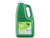 Officeworks Kadink Washable Bright Poster Paint 2L Green
