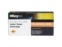 Officeworks Keytek BROTN2250COM Toner Black