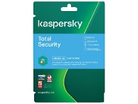Officeworks Kaspersky Total Security 1 Device 2 Year Card