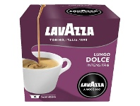 Officeworks Lavazza A Modo Mio Lungo Dolce Capsules 16 Pack