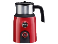 Officeworks Lavazza Milk Up Frother Red