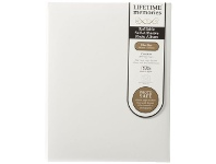 Officeworks Lifestyle Brands NCL 20 Page Refillable Self Adhesive Photo Album A4 White
